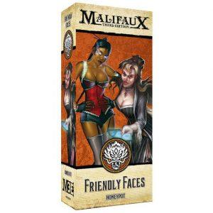 Wyrd Malifaux  Ten Thunders Friendly Faces - WYR23709 - 812152032293