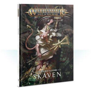Games Workshop Age of Sigmar  Skaven Pestilens Battletome: Skaven - 60030206007 - 9781788264044