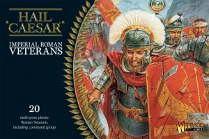 Warlord Games Hail Caesar  SALE! Early Imperial Romans: Veterans - 102011001 - 5060200841440