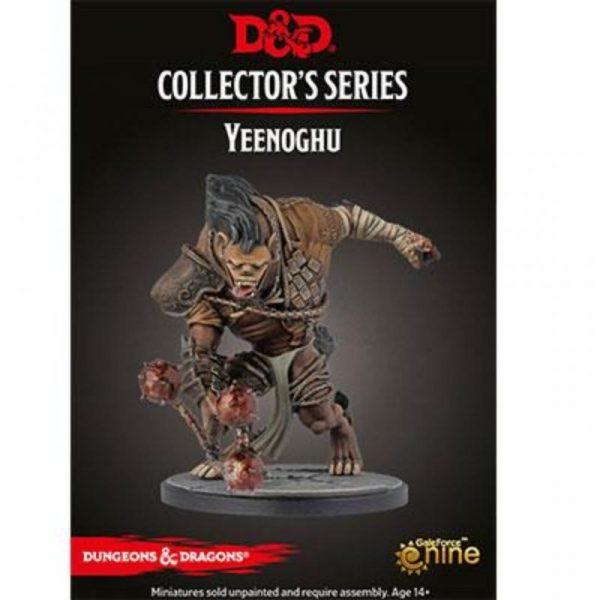 Gale Force Nine Dungeons & Dragons  D&D Miniatures D&D: Yeenoghu - GFN71099 - 9420020248779