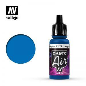 Vallejo   Game Air Game Air: Magic Blue - VAL72721 - 8429551727211