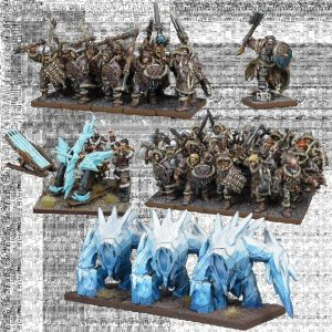 Mantic Kings of War  Northern Alliance Northern Alliance Army - MGKWL101 - 5060469664736