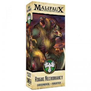 Wyrd Malifaux  Resurrectionists Alt Rogue Necromancy - WYR23229 - 812152032774