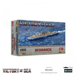 Warlord Games Victory at Sea  Victory at Sea Victory at Sea: Bismarck - 742411010 - 5060572506411