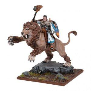 Mantic Kings of War  Forces of Basilea Grand Master Gnaeus Sallusstis - MGKWB70-1 - 5060208865745