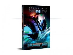 Corvus Belli Infinity  Infinity Essentials Infinity: Daedalus' Fall (English) - 2889003 - 2889030000000