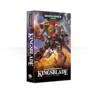 Games Workshop   Warhammer 40000 Books Kingsblade (softback) - 60100181443 - 9781784965655