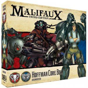 Wyrd Malifaux  Arcanists Hoffman Core Box - WYR23105 - 812152032378