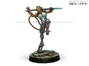 Corvus Belli Infinity  Nomads Bran Do Castro, Triple Zero (DA CCW) - 280539-0246 - 2805390002461