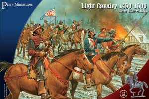 Perry Miniatures   Perry Miniatures Light Cavalry 1450-1500 - WR60 - WR60