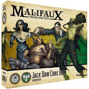 Wyrd Malifaux  Outcasts Jack Daw Core Box - WYR23522 - 812152030893