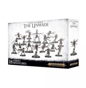 Games Workshop (Direct) Age of Sigmar  Slaves to Darkness Slaves to Darkness The Unmade - 99120201093 - 5011921121984