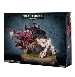 Games Workshop (Direct) Warhammer 40,000  Tyranids Tyranid Haruspex / Exocrine - 99120106026 - 5011921048878
