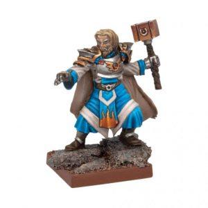 Mantic Kings of War  Forces of Basilea Basilean High Priest - MGKWB71-1 - 5060208865196