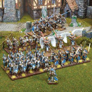 Mantic Kings of War  Forces of Basilea Basilean Army - MGKWB108 - 5060469664330