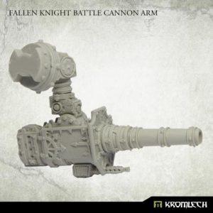 Kromlech   Heretic Legionary Conversion Parts Fallen Knight Battle Cannon Arm (1) - KRVB096 - 5902216119864