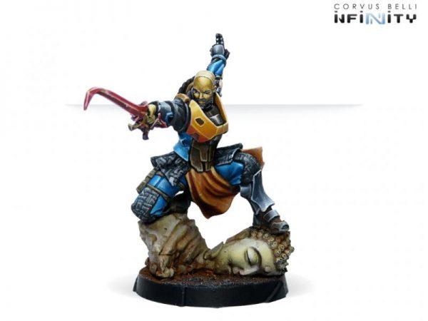 Corvus Belli Infinity  Yu Jing Liang Kai Wandering Shaolin Monk - PV48 - 2800000000486