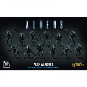 Gale Force Nine Aliens: Another Glorious Day In The Corps  Aliens: Another Glorious Day In The Corps Aliens: Alien Warriors - ALIENS07 - 9420020252431