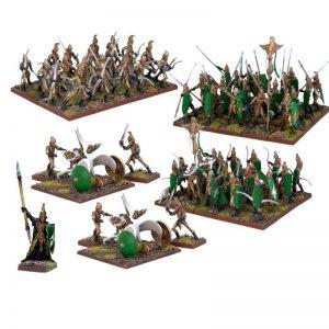 Mantic Kings of War  Elf Armies Elf Army (2017) - MGKWE110 - 5060469661445