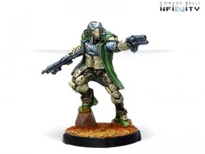 Corvus Belli Infinity  Haqqislam Haqqislam Hortlak Jannisaries (Submachine Gun) - 281405-0804 - 2814050008040