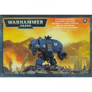 Games Workshop (Direct) Warhammer 40,000  Space Marines Space Marine Dreadnought - 99120101014 - 5011921954681