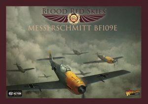 Warlord Games Blood Red Skies  Blood Red Skies Blood Red Skies: German BF ME-109 Squadron - 772012001 - 5060393707035