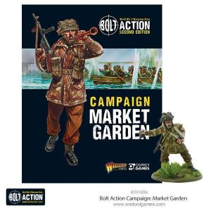 Warlord Games Bolt Action  Bolt Action Books & Accessories Bolt Action Campaign: Market Garden - 400010002 - 9781472828682