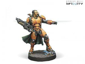 Corvus Belli Infinity  Yu Jing Yu Jing Sun Tze (Boarding Shotgun) - 280316-0076 - 2803160000761
