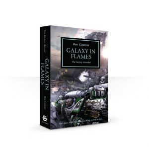 Games Workshop   The Horus Heresy Books Galaxy in Flames: Book 3 (Paperback) - 60100181297 - 9781849707534