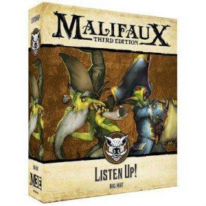 Wyrd Malifaux  Bayou Listen Up! - WYR23604 - 812152032279