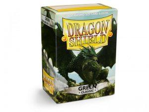 Dragon Shield   Dragon Shield Dragon Shield Sleeves Green (100) - DS100GR - 5706569100049