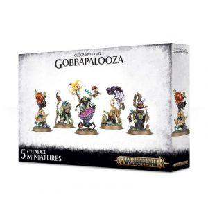 Games Workshop (Direct) Age of Sigmar  Gloomspite Gitz Gloomspite Gitz Gobbapalooza - 99120209054 - 5011921113101