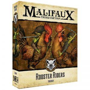 Wyrd Malifaux  Bayou Rooster Riders - WYR23612 - 812152031357
