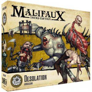 Wyrd Malifaux  Outcasts Desolation - WYR23509 - 812152032255