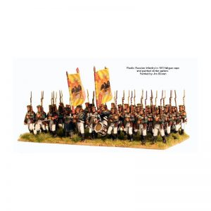 Perry Miniatures   Perry Miniatures Russian Napoleonic Infantry 1809-1814 - RN20 - RN20
