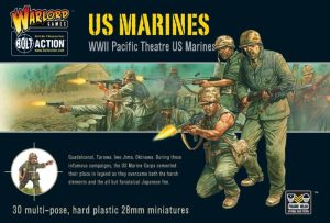 Warlord Games Bolt Action  United States of America (BA) US Marine Corps - WGB-AI-06 - 5060200848913