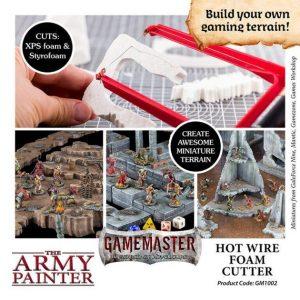 The Army Painter   Army Painter Tools Army Painter Hot Wire Foam Cutter - GM1002 - 5713799100206