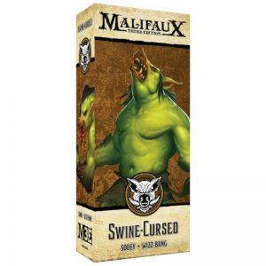 Wyrd Malifaux  Bayou Swine-Cursed - WYR23606 - 812152031333