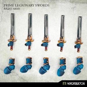 Kromlech   Legionary Conversion Parts Prime Legionaries CCW Arms: Swords (right arms) - KRCB268 - 5908291070908
