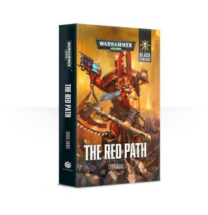 Games Workshop   Warhammer 40000 Books Kharn: The Red Path (paperback) - 60100181477 - 9781784966263