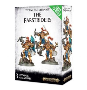 Games Workshop (Direct) Age of Sigmar  Age of Sigmar Direct Orders Stormcast Eternals The Farstriders - 99120218030 - 5011921096084