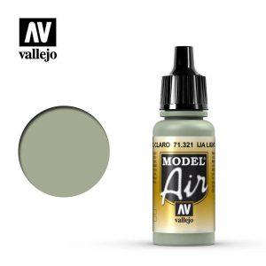 Vallejo   Model Air Model Air: IJA Light Grey Green - VAL71321 - 8429551713214