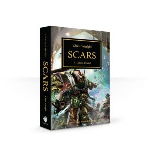 Games Workshop   The Horus Heresy Books Scars: Book 28 (Paperback) - 60100181299 - 9781849707497
