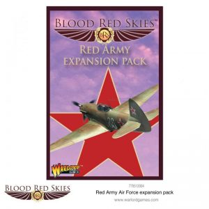 Warlord Games Blood Red Skies  Blood Red Skies Blood Red Skies: Red Army Air Force expansion pack - 779512004 - 5060572503618
