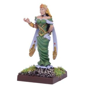 Mantic Kings of War  Elf Armies Elven Mage Queen - MGKWE102 - 5060208868401