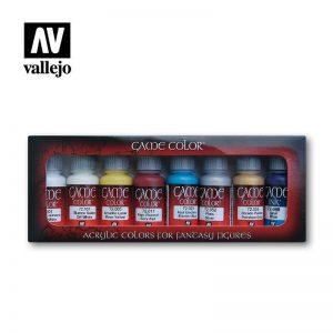Vallejo   Paint Sets Vallejo Game Color - Elf Set - VAL72300 - 8429551723008