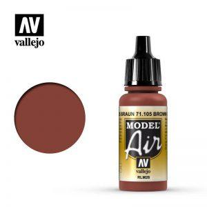 Vallejo   Model Air Model Air: Brown RLM26 - VAL105 - 8429551711050