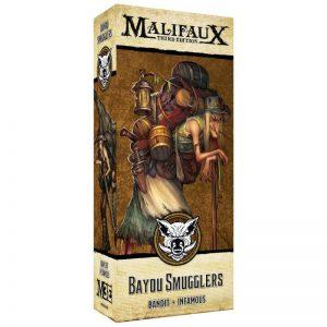 Wyrd Malifaux  Bayou Bayou Smuggler - WYR23625 - 812152031371