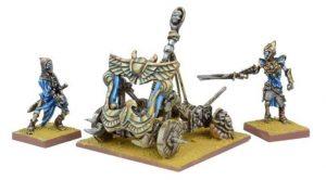 Mantic Kings of War  Empire of Dust Empire of Dust Balefire Catapult - MGKWT401 - 5060469660219
