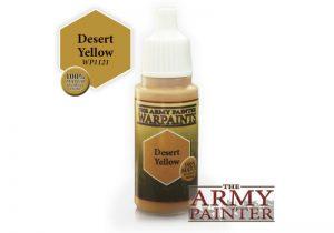 The Army Painter   Warpaint Warpaint - Desert Yellow - APWP1121 - 2561121111115